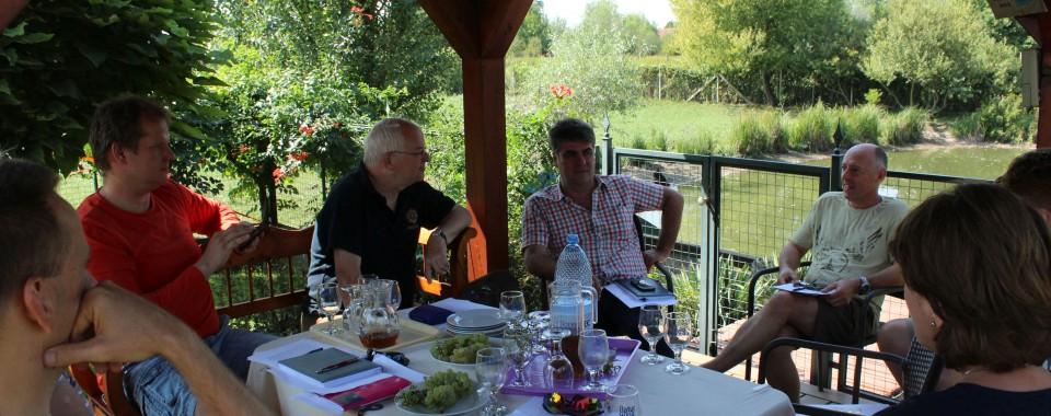 A 38. MbJ szeminaristák reunion találkozója Debrecenben