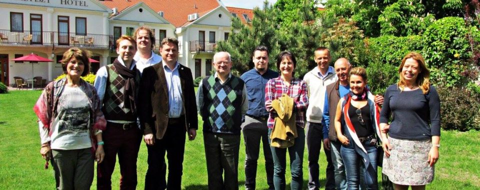 A 38. MbJ szeminaristák II. reunion találkozója az ország mediterrán térségében