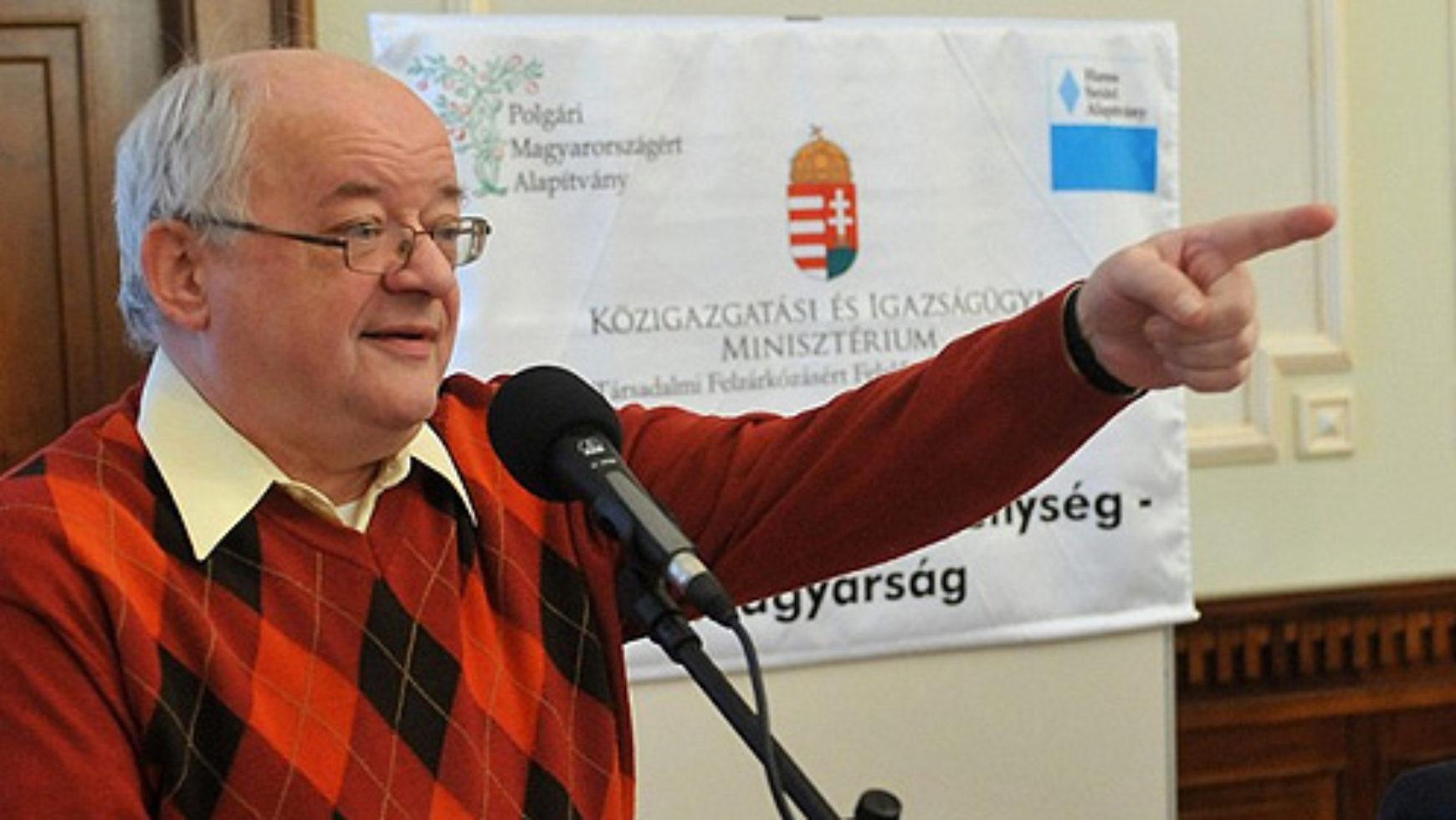 Debrecenben járt az atya, aki szerint Jézus a legsikeresebb menedzser